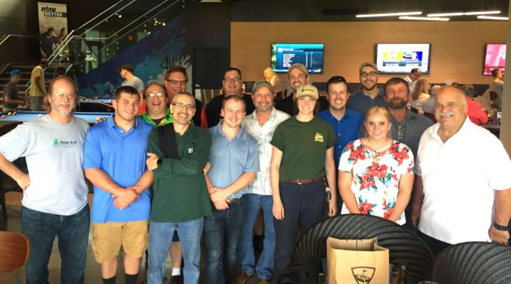 Topgolf Outing 2018-07