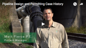 Project Video: Pipeline Permitting and Design