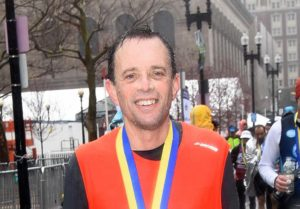 Senior Project Manager Dave Weaver, P.E. Completes 2018 Boston Marathon